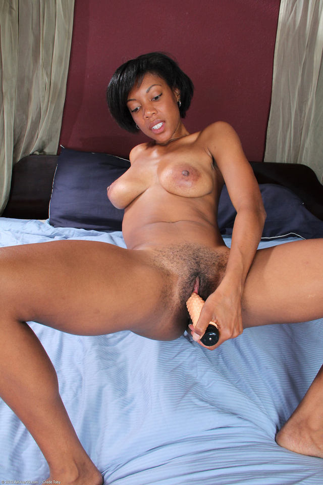 Bisexual ebony mf couple