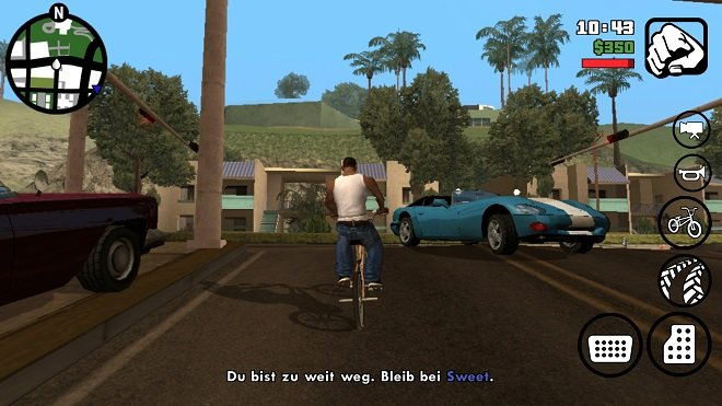 GTA MEGA MODS BR: Crack para GTA San Andreas