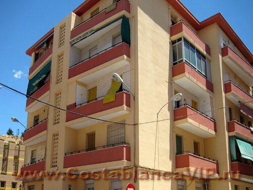Недвижимость в Испании: Квартиры - Страница 1