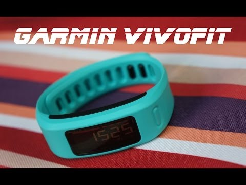User manual vivofit 2