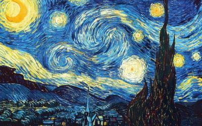 Self-portraits - Van Gogh And Rembrandt Essay - Bartlebycom