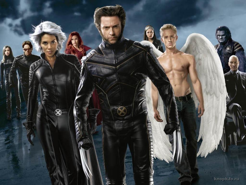 Watch X-Men (2000) Full Movie Online Free - 123Movies
