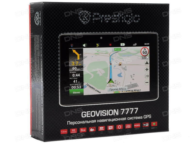 Prestigio geovision 7777 user manual