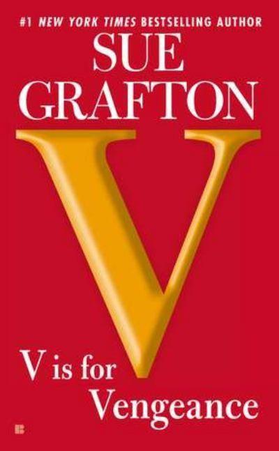 V Is For Vengeance - dullesgranitecom