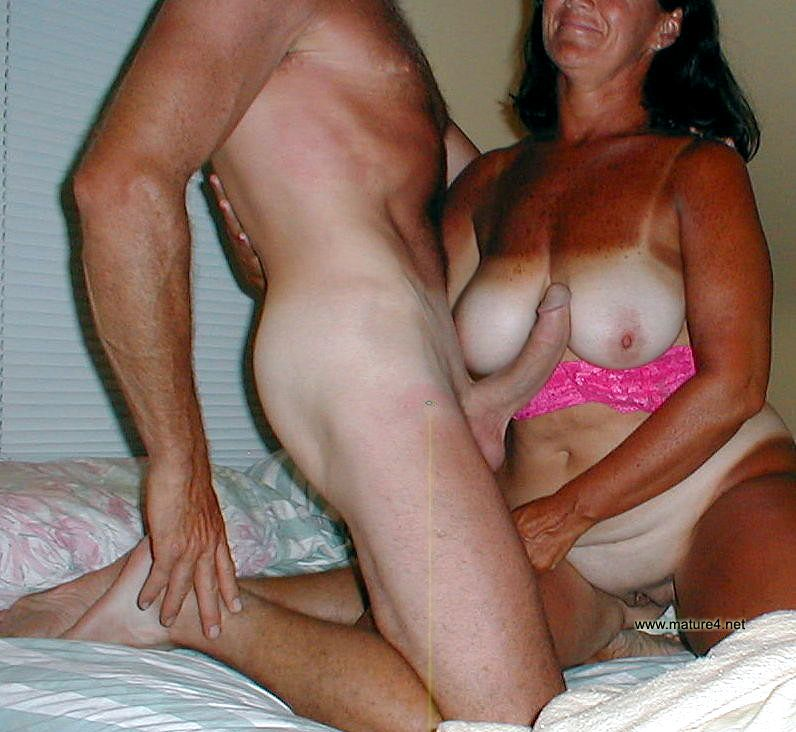 Only masturbates for husband