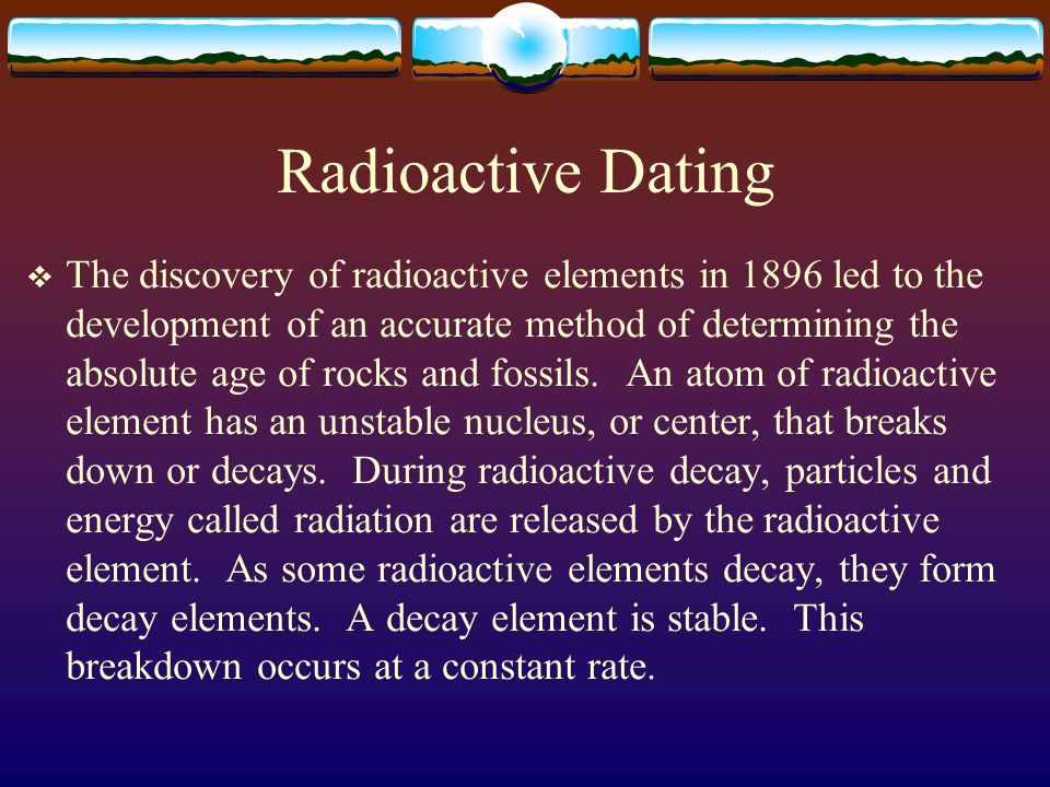 What is carbon dating how is the age of fossils determined
