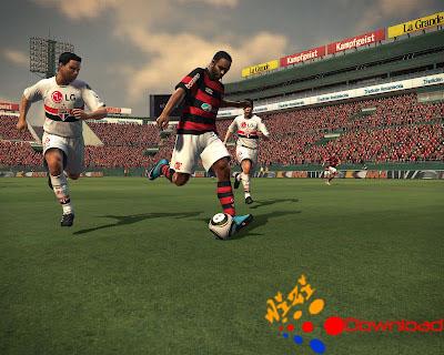 Pes 2011 (Pro Evolution Soccer 2011) Full Version - Free