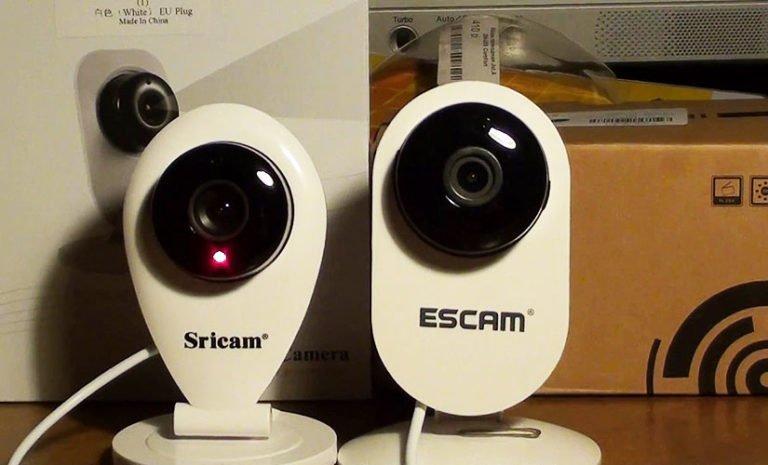 Сравнение ip камер из алиэкспресс