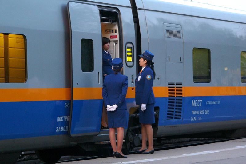 стоимость билета до караганды на поезде