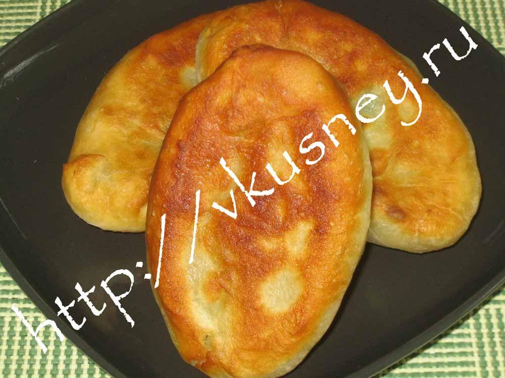 Пирожки быстрого приготовления рецепты и фото