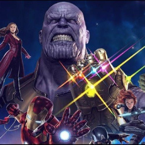 Marvel releases official Avengers: Infinity War, Black