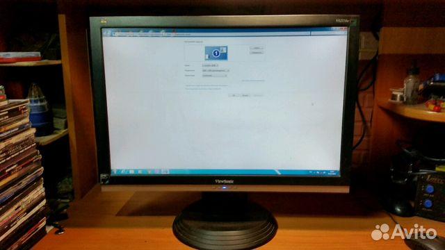 Viewsonic va2216w service manual