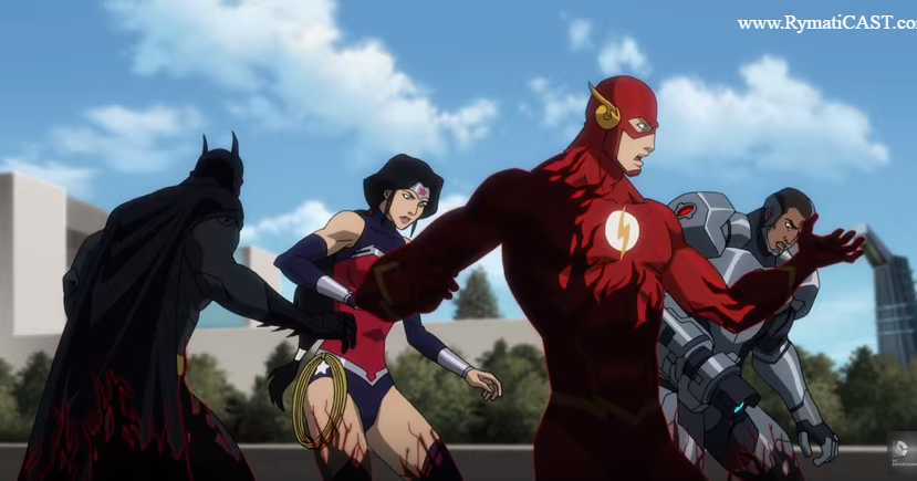 Justice League Dark Revealed To Be Next DC Animated Movie