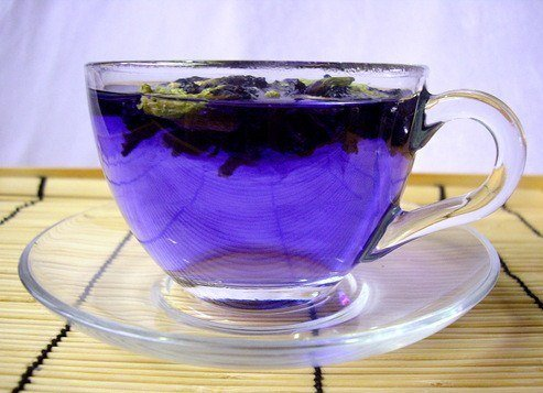 Пурпурный чай чанг шу противопоказания характера