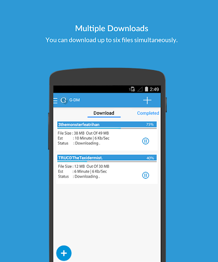 G-Download Manager - Android app on AppBrain