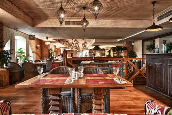Ресторан Хочу харчо - фотография 14