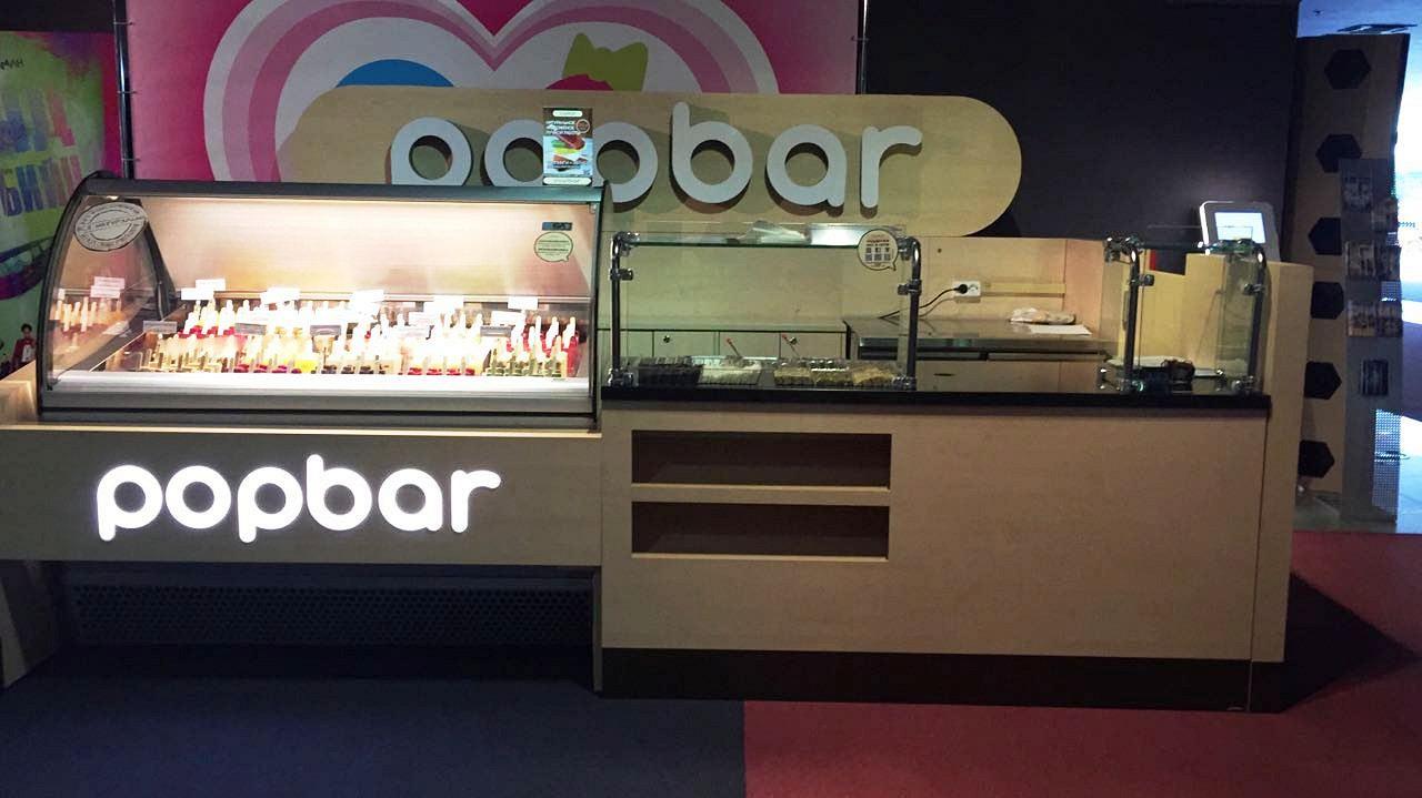 Ресторан Popbar - фотография 2