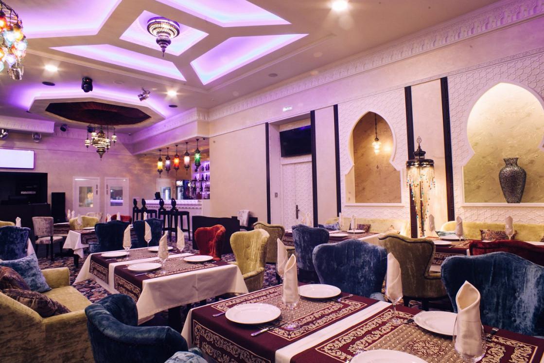 Ресторан Nar & Sharab - фотография 1