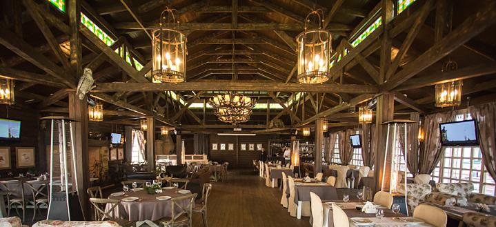 Ресторан Тайга-медведи - фотография 5