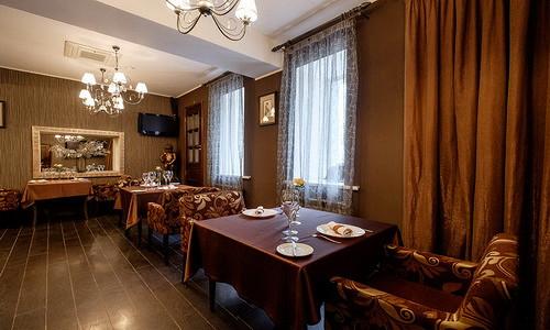 Ресторан В темноте?! - фотография 4