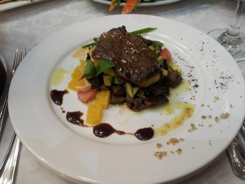 Ресторан Бакинский двор - фотография 13