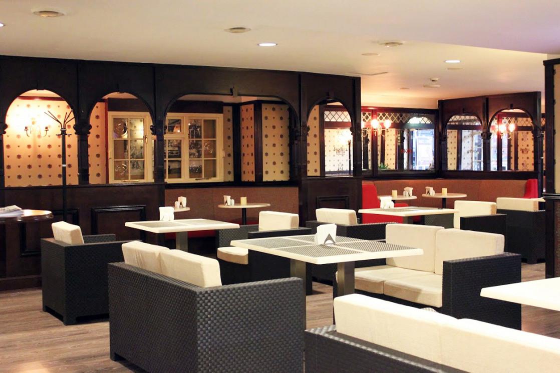 Ресторан Городское кафе - фотография 1