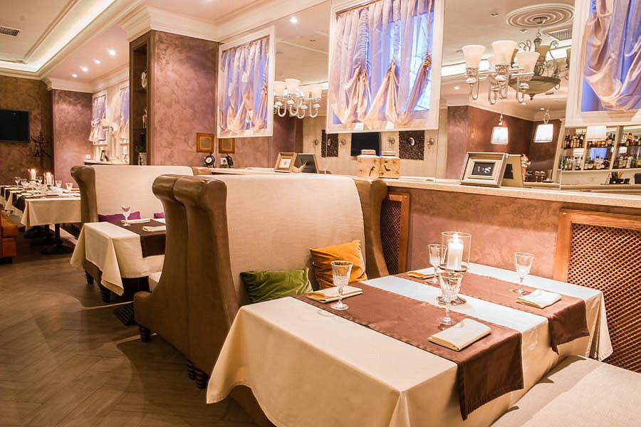 Ресторан Flash Royal - фотография 4 - Малый банкетный зал