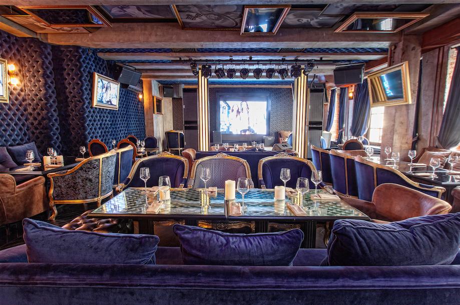 Ресторан Кадриль - фотография 19