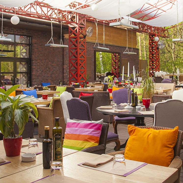 Ресторан Ветерок - фотография 3