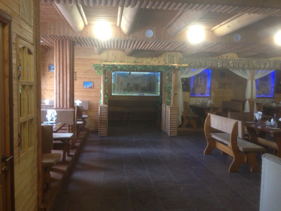 Ресторан Регистан - фотография 5