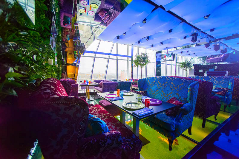 Ресторан Extra Lounge - фотография 4