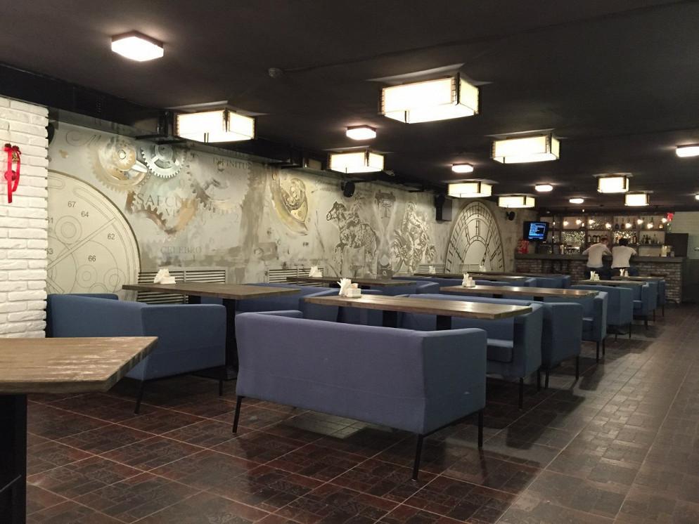 Ресторан Chrono Bar - фотография 8