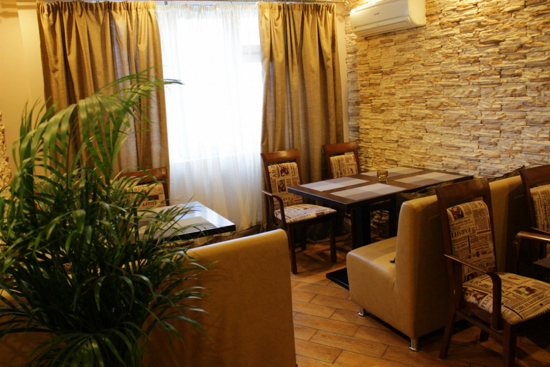 Ресторан Бешбармак - фотография 4 - Наш Малый зал