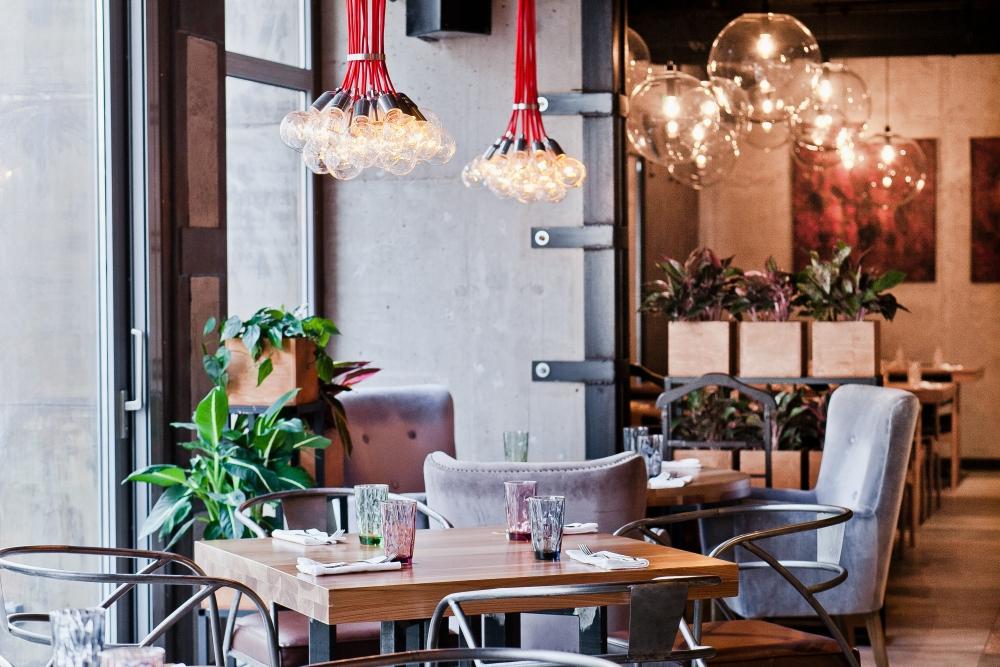 Ресторан 45°/60° - фотография 6