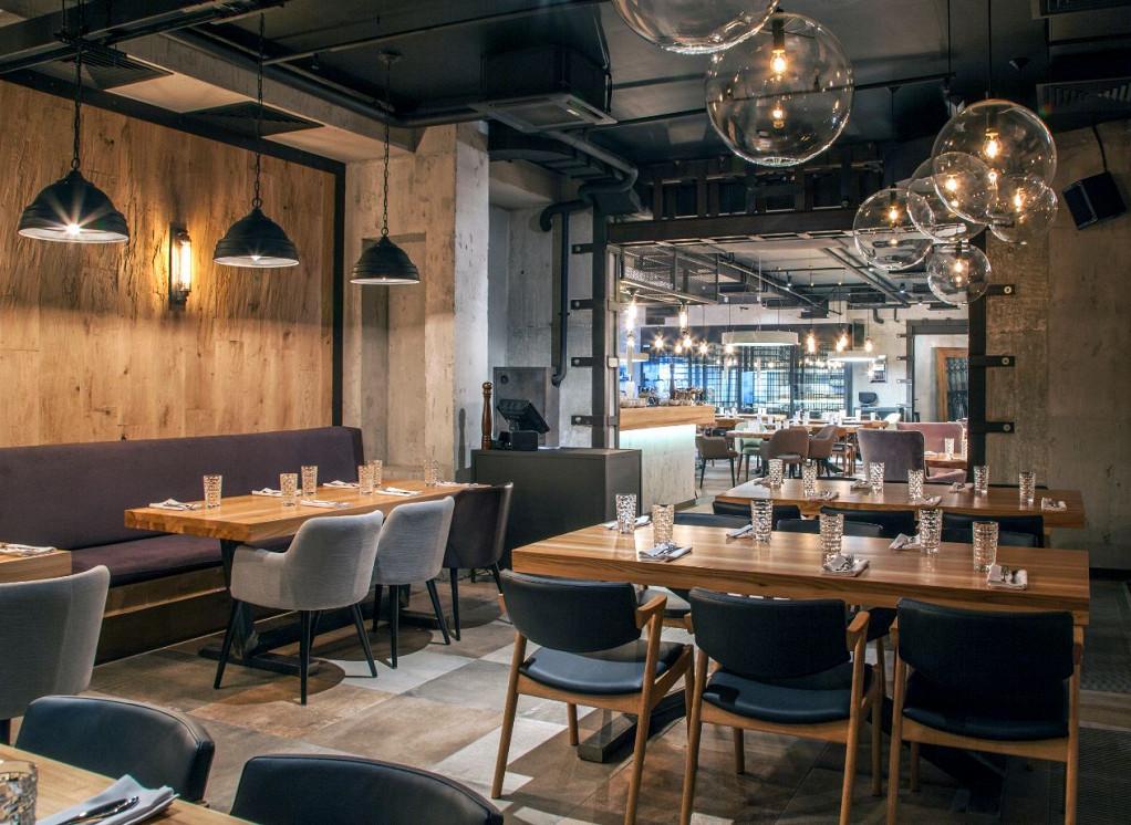 Ресторан 45°/60° - фотография 3