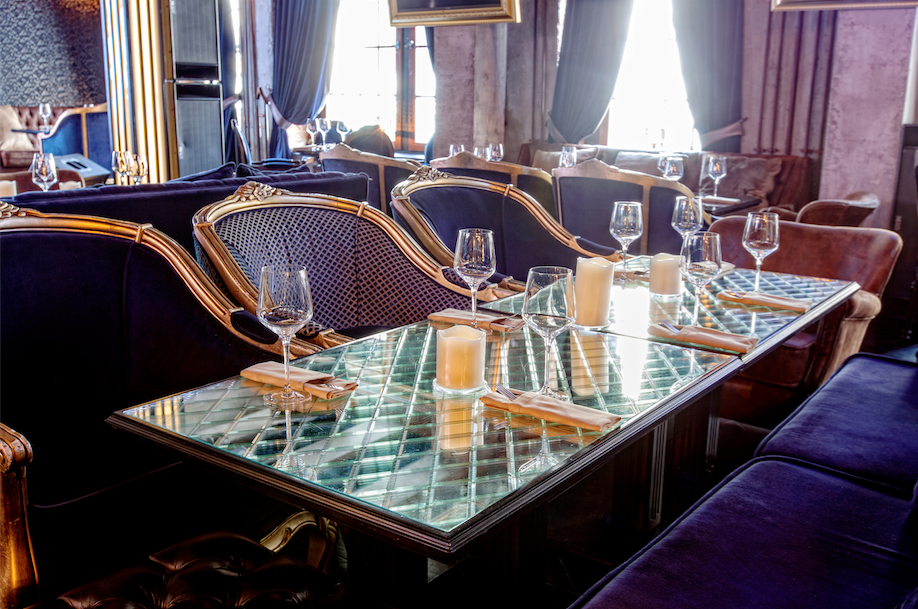Ресторан Кадриль - фотография 29