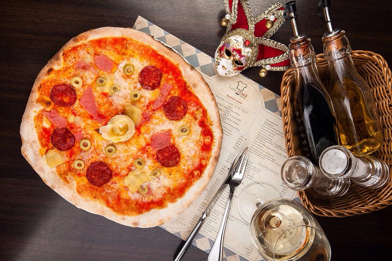 Ресторан Little Italy - фотография 17