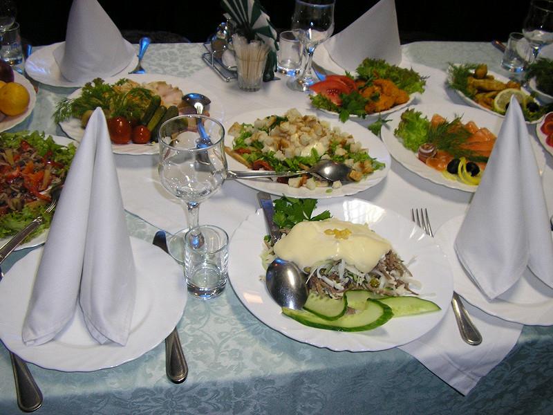 Ресторан Парус - фотография 1