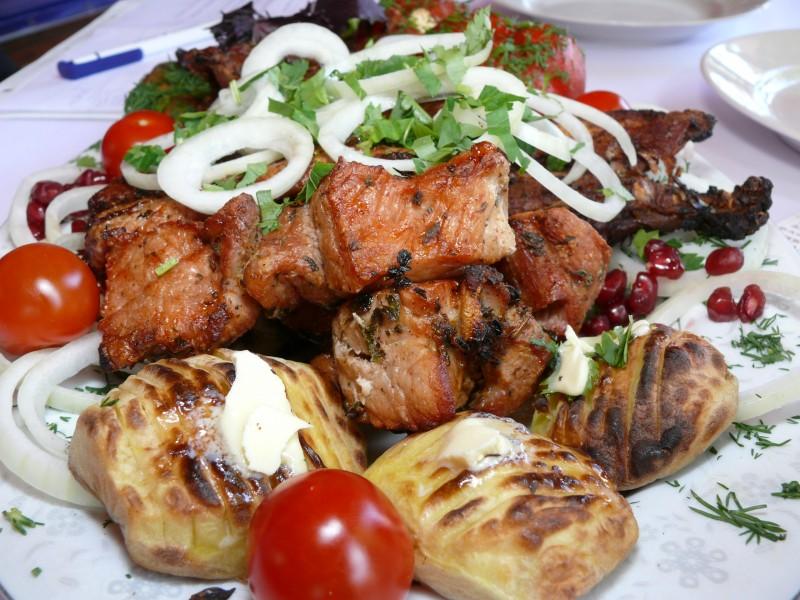 Ресторан Шашлык №1 - фотография 1