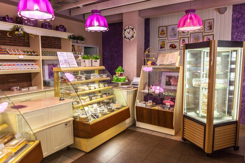 Ресторан Виолет-ажур - фотография 2
