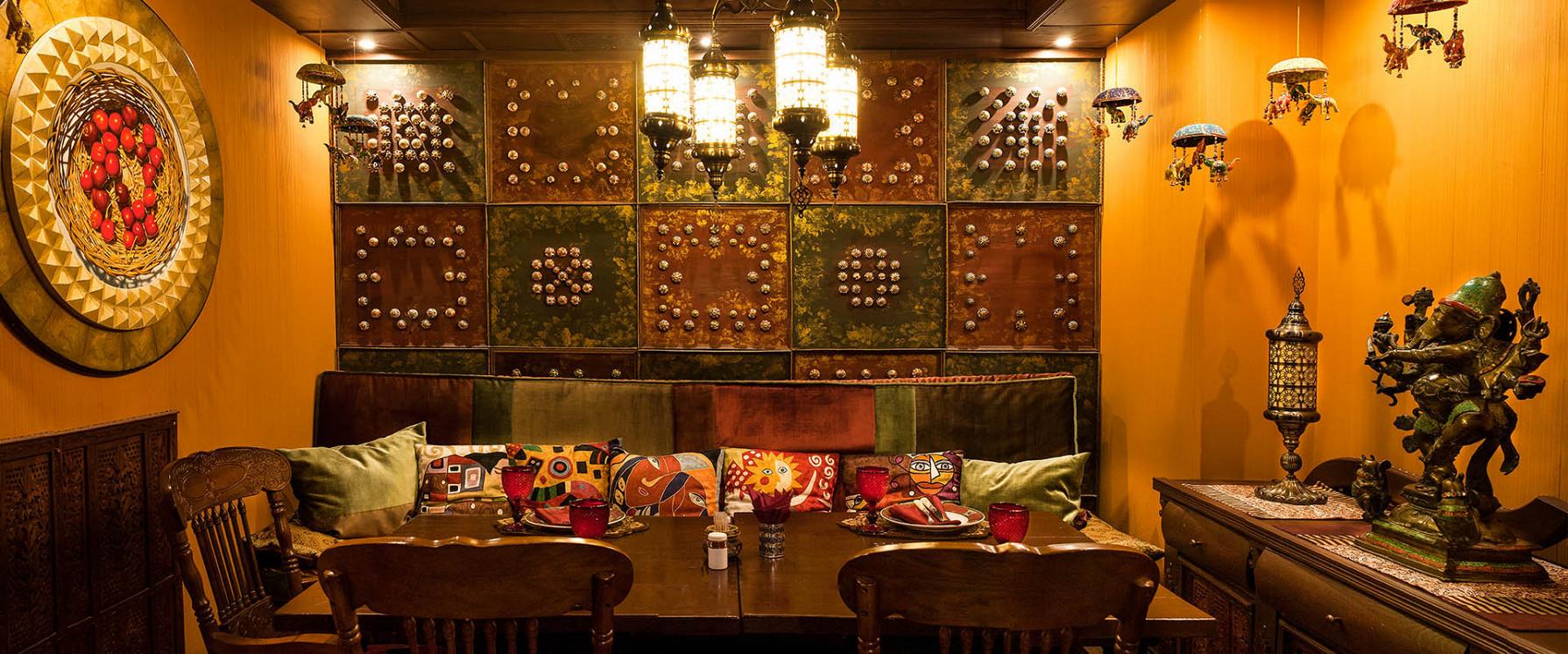 Ресторан Малабар - фотография 2