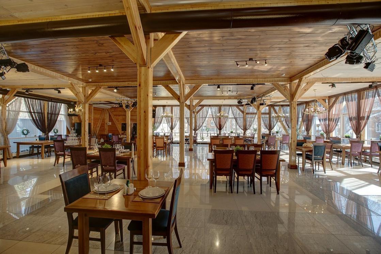 Ресторан Тайга - фотография 3