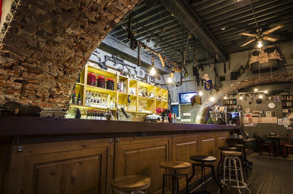 Ресторан Разведка - фотография 2