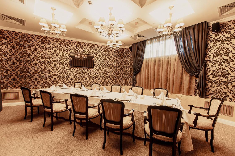 Ресторан Эльфия - фотография 4 - ВИП-зал