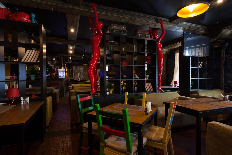 Ресторан Shishas Lounge Bar - фотография 12