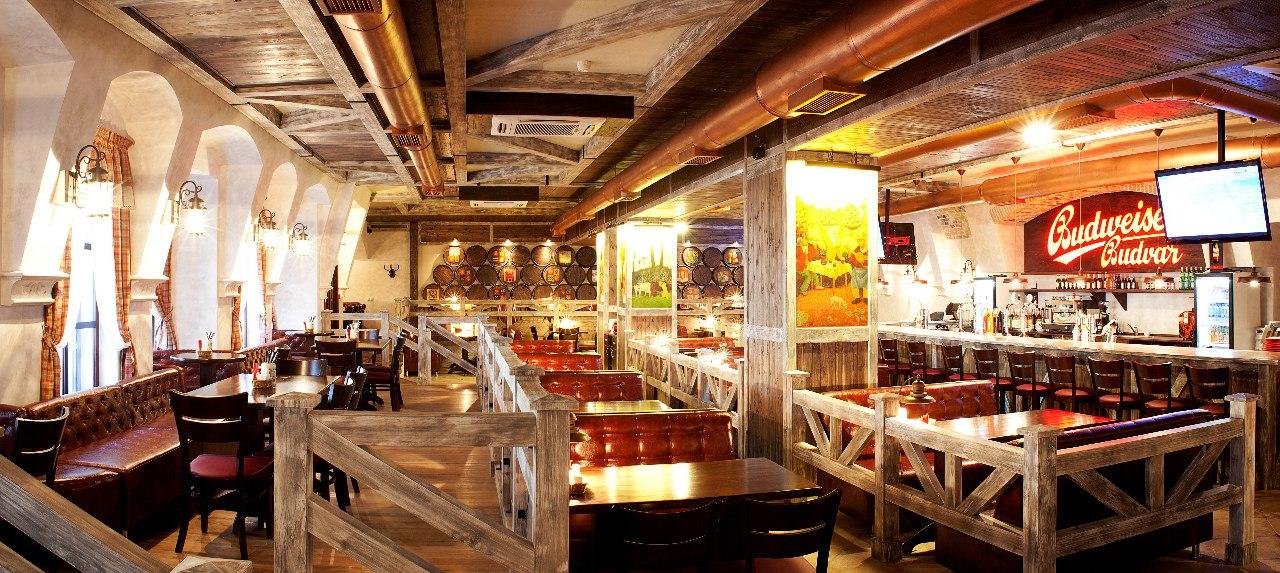 Ресторан Budweiser Budvar Zlata Husa - фотография 5