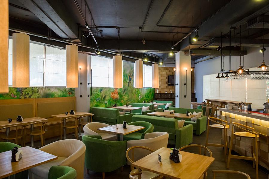 Ресторан The Лапша - фотография 1