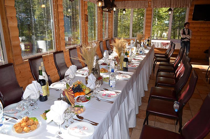 Ресторан Регина - фотография 8