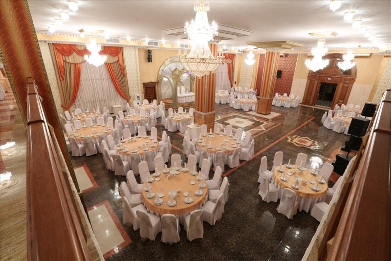 """Ресторан Стамбул - фотография 3 - Зал """"Императорский"""""""
