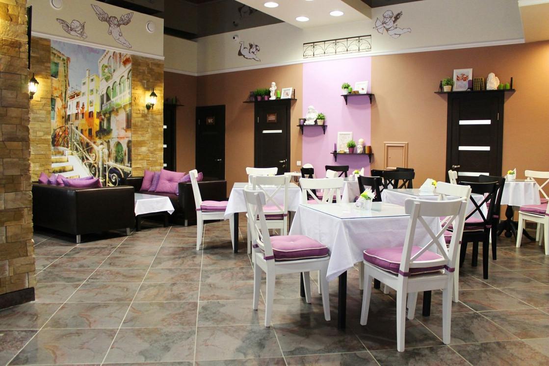 Ресторан Виолет-премьер - фотография 1